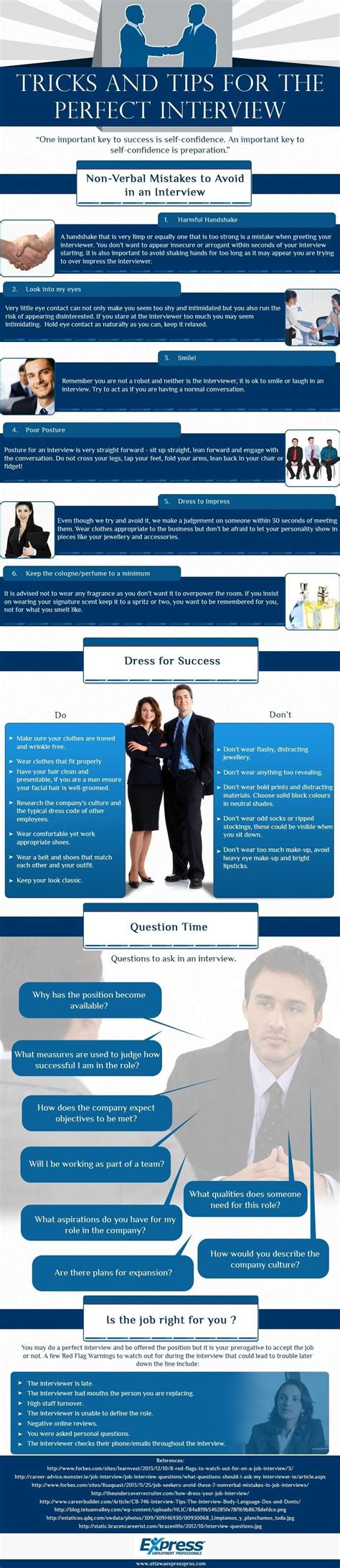 the 3 stages to a successful job interview