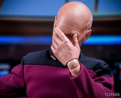 Jean Luc Picard Meme - new captain picard toy is the figure of our memes nerdist