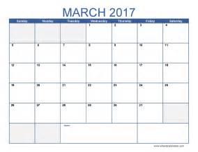 march calendar template blank march 2017 calendar weekly calendar template