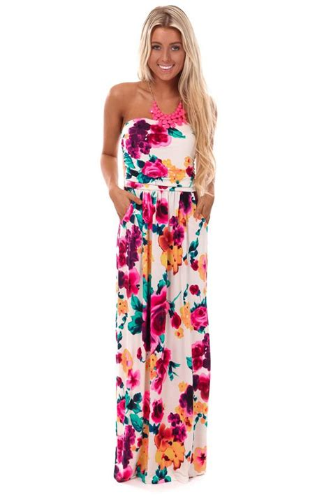 5 Sassy Summer Strapless Staples by Best 20 Strapless Maxi Dresses Ideas On