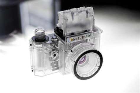 Lomography Actionsler Transparant lomo releases special edition transparent konstruktor an unusable