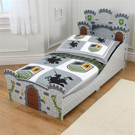 Castle Toddler Bed by Castle Toddler Bed Single Beds Cuckooland