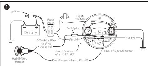 speedometer wiring diagram wiring diagram and schematic