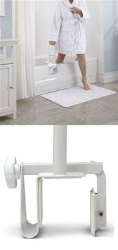 17 best ideas about bathroom grab rails on