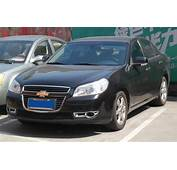 Chevrolet Epica  Wikipedia Den Frie Encyklop&230di