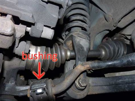 Joint Stabilizer Link Honda All New Accord 2008 24 Rr Rh probably dumb question end links and stabilizer bushings