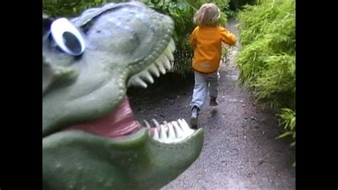 film dinosaurus you tube running from a t rex music video for kids dinosaur
