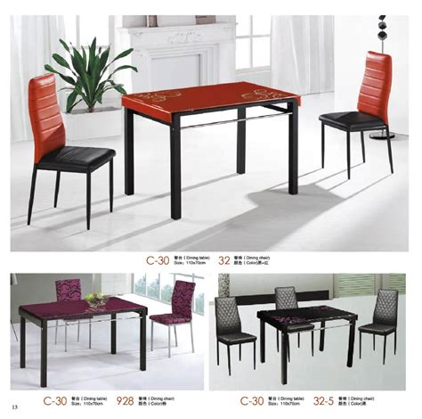 high quality colored glass dining table top factory sell