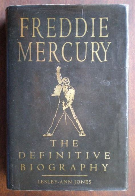 freddie mercury the definitive biography by lesley ann jones biographies memoirs freddy mercury the definitive
