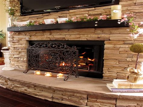 stacked stone fireplace ideas fireplace stone stacked stone fireplace stone fireplace
