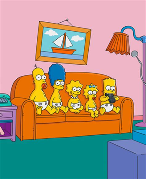 the simpsons com couch gag piada do sofa wiki simpsons