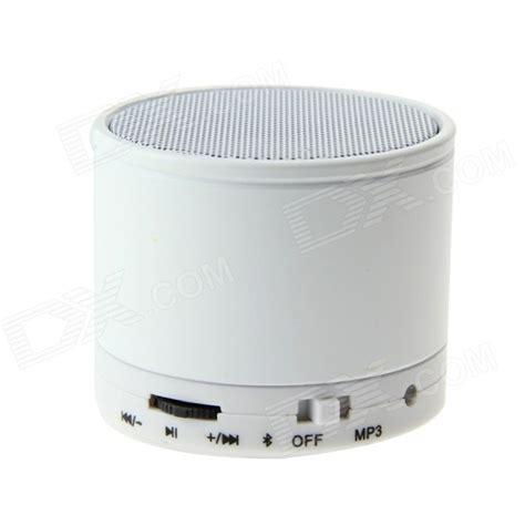 Speker Blutooth Su10 sk s10 bluetooth v2 1 speaker w mini usb tf card slot white black free shipping