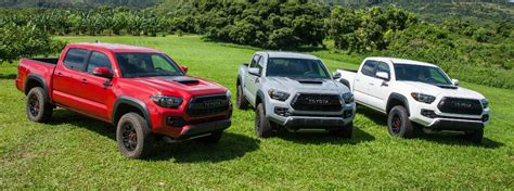 in color tacoma what are the color options for the 2016 toyota tacoma