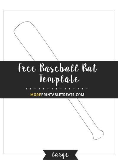 baseball bat template free best 25 bat template ideas on bat