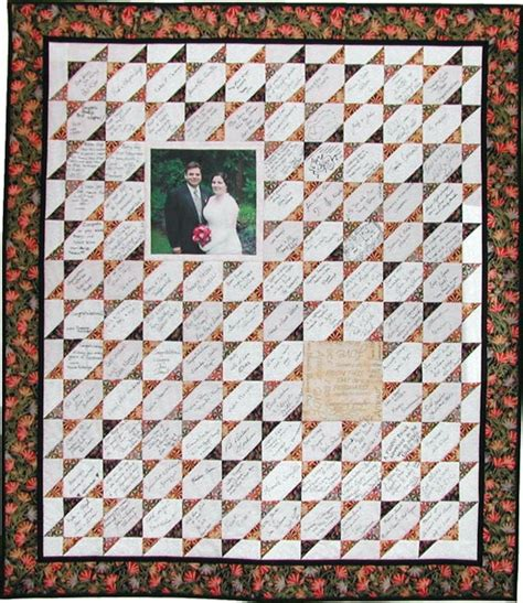 neat memory wedding quilt quilting patterns