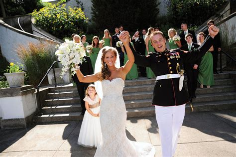 marine corps wedding traditions wisconsin a classic milwaukee wedding with
