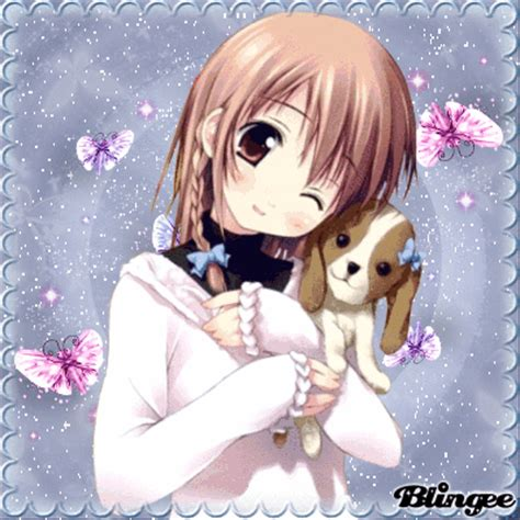 anime puppy anime with puppy picture 127786376 blingee