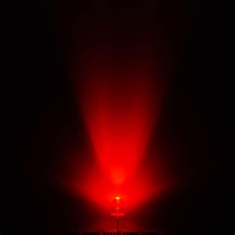 hobbytronics super bright led red mm