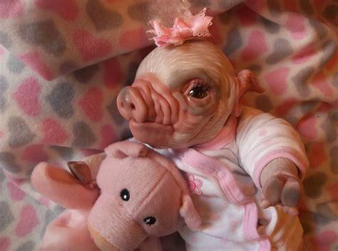 animal doll kit reborn hybrid dolls mythical animal monkey