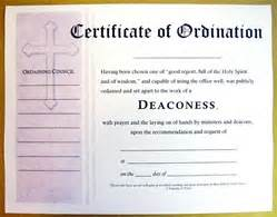 deacon ordination certificate template ordination certificate for deacon new calendar template site