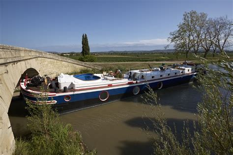 canal boat rental france review luxury hotel barge o canal cruise with pool france