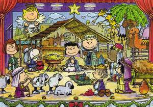 peanuts nativity the peanuts gang pinterest