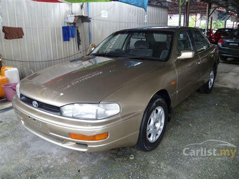 1996 toyota camry sedan toyota camry 1996 gx 2 2 in selangor automatic sedan gold