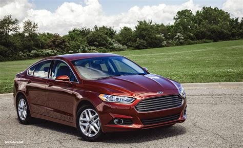 Ford Fusion 2014 by 2014 Ford Fusion Se Ecoboost Photos Reviews News Specs