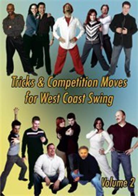 west coast swing moves rent dvd tricks competition moves for west coast swing