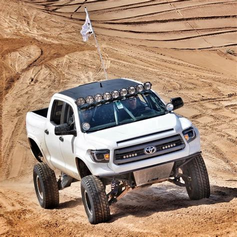 prerunner truck suspension long travel toyota tundra prerunner by lsk with supercharger