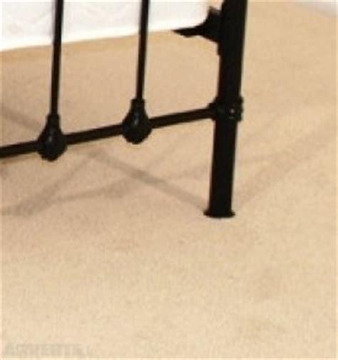 As New Laura Ashley Black Wrought Iron Single Bed Frame Wrought Iron Single Bed Frame