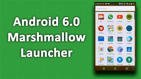 marshmallow launcher themes download best android marshmallow 6 0 launcher apk