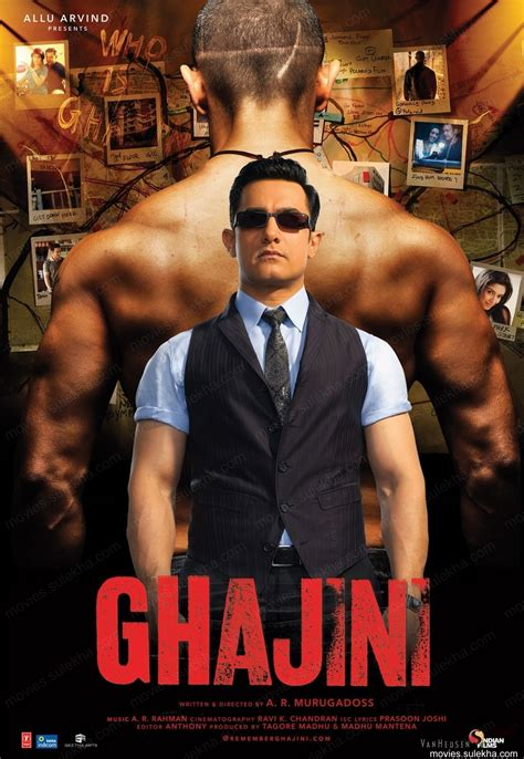 film action aamir khan aamir khan ghajini by far one of the best movies i have