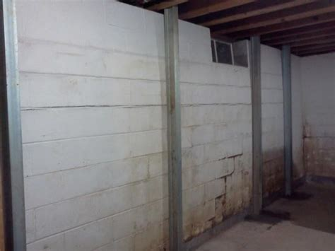 basement wall anchors frontier basement systems foundation repair photo album wall anchors in eddyville ky