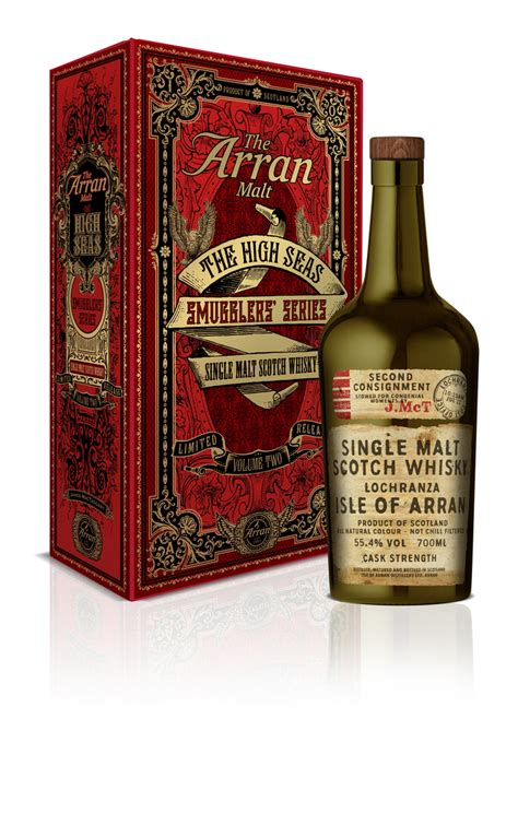 the scotch volume 2 smuggles series vol 2 arran whisky