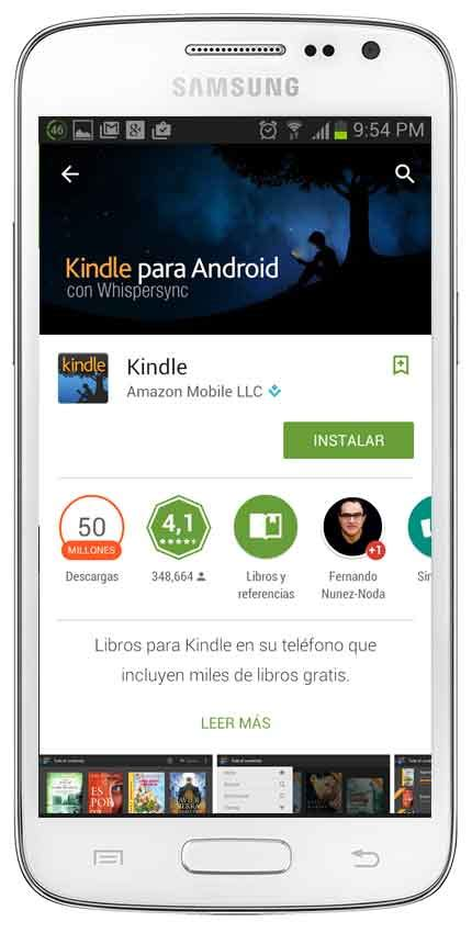 kindle app for android downloading the kindle app for android jos 233 miguel v 225 squez ebooks