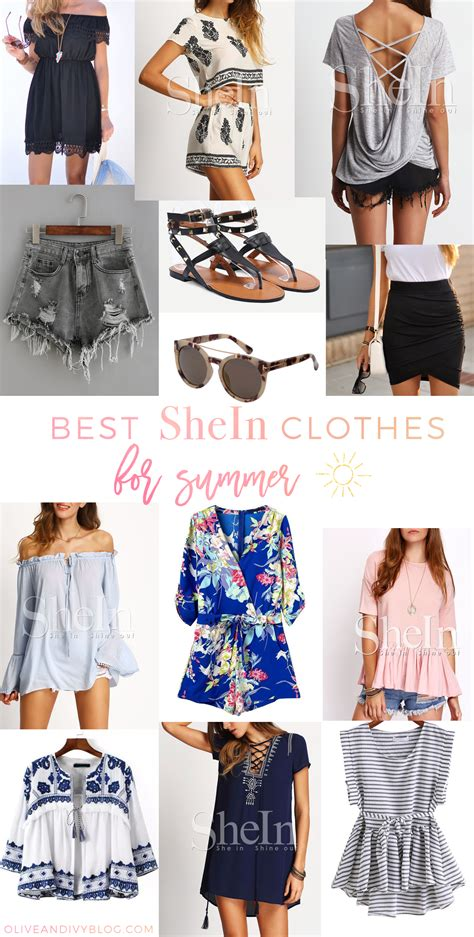 best shein clothes summer edition olive