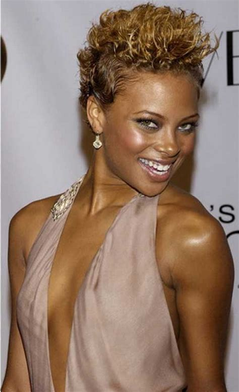 bald or short haircuts for black women short shaved hairstyles for black women