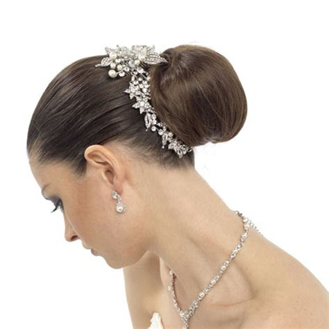 wedding hair accessories bridal hair accessory ella zaphira bridal