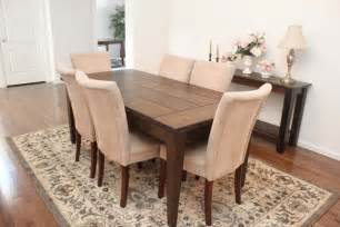 dining room farmhouse table dining room farmhouse table how to nest for less
