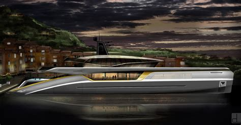 Concept Design Unlimited | design unlimited pendennis shipyard