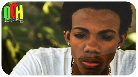 tattoo eye alkaline ourdancehall interviews thealkaline youtube