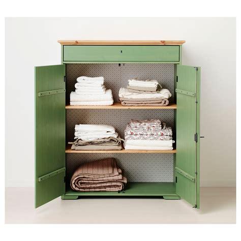 ikea hemnes linen cabinet hurdal linen cabinet green 109x50x137 cm ikea