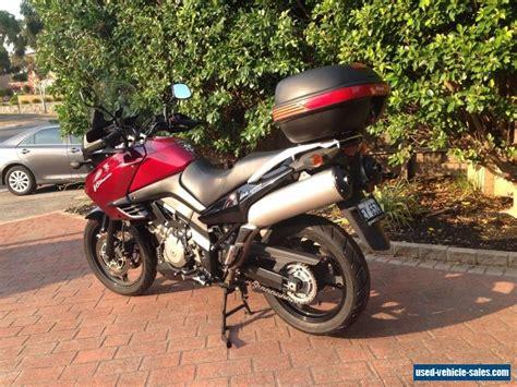 Suzuki V Strom 1000 Mpg Suzuki Vstrom Dl 1000 For Sale In Australia
