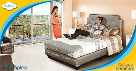 Bed Comforta Family harga bed comforta murah gold pedic solid spine