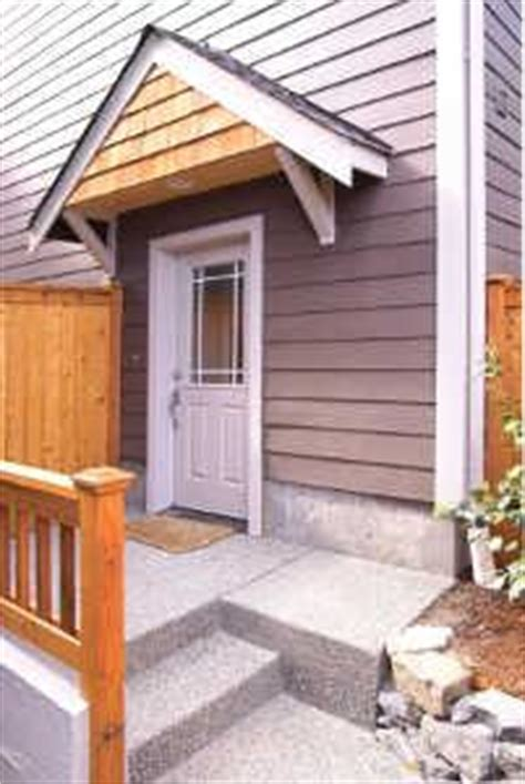 how to build a wood awning over a deck front door overhang design plans joy studio design