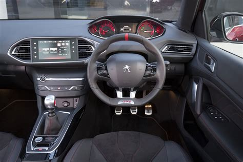 peugeot 308 gti interior the clarkson review 2015 peugeot 308 gti