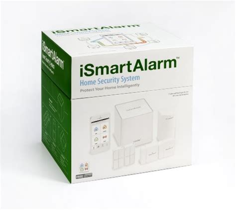 ismartalarm isa3 preferred package home security system