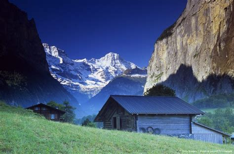 Elaine Okamura Also Search For Lauterbrunnen Switzerland Swiss Mountains