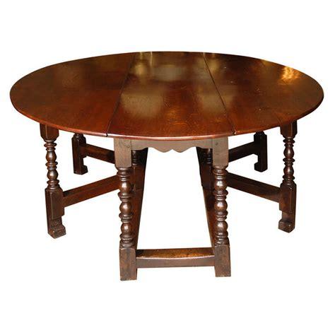 Oak Drop Leaf Dining Table Oak Drop Leaf Dining Table Circa 1900 S At 1stdibs